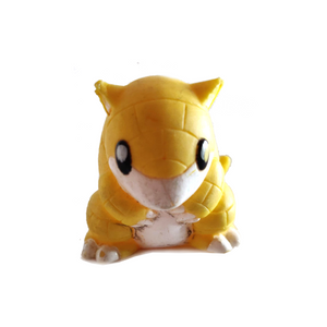 Sandshrew Pokemon Bandai 1996 Finger Puppet Pocket Monster Figure