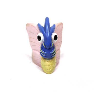 Pokemon Venomoth toy Bandai Finger Puppet 1998