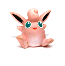 Load image into Gallery viewer, Pokemon Wigglytuff toy Bandai Finger Puppet 1996