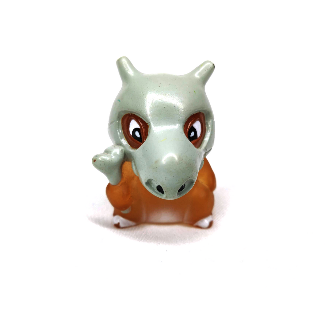 Pokemon Cubone toy Bandai Finger Puppet