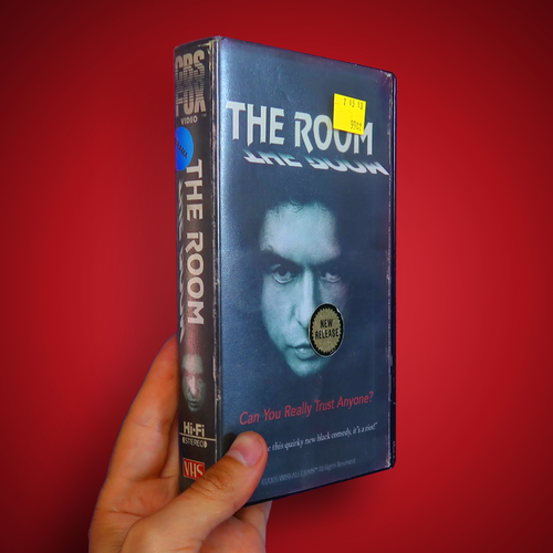 The Room Movie VHS