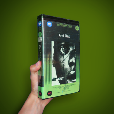 Get Out VHS