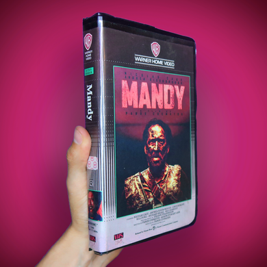 Mandy Box Art VHS
