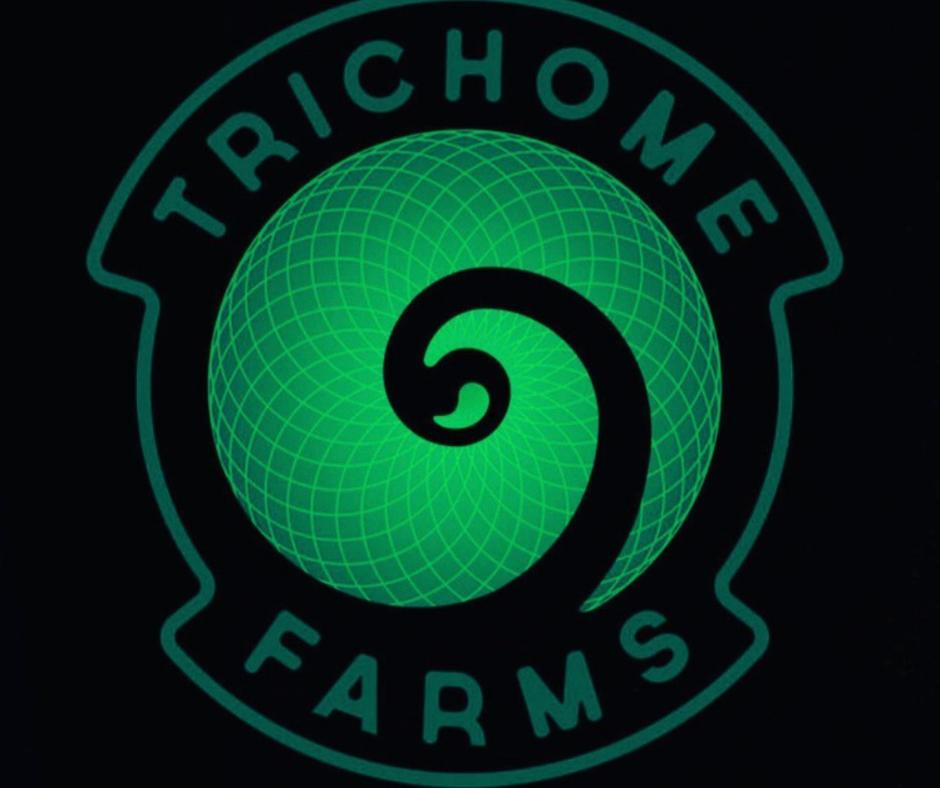 Trichome Hemp Farms Logo