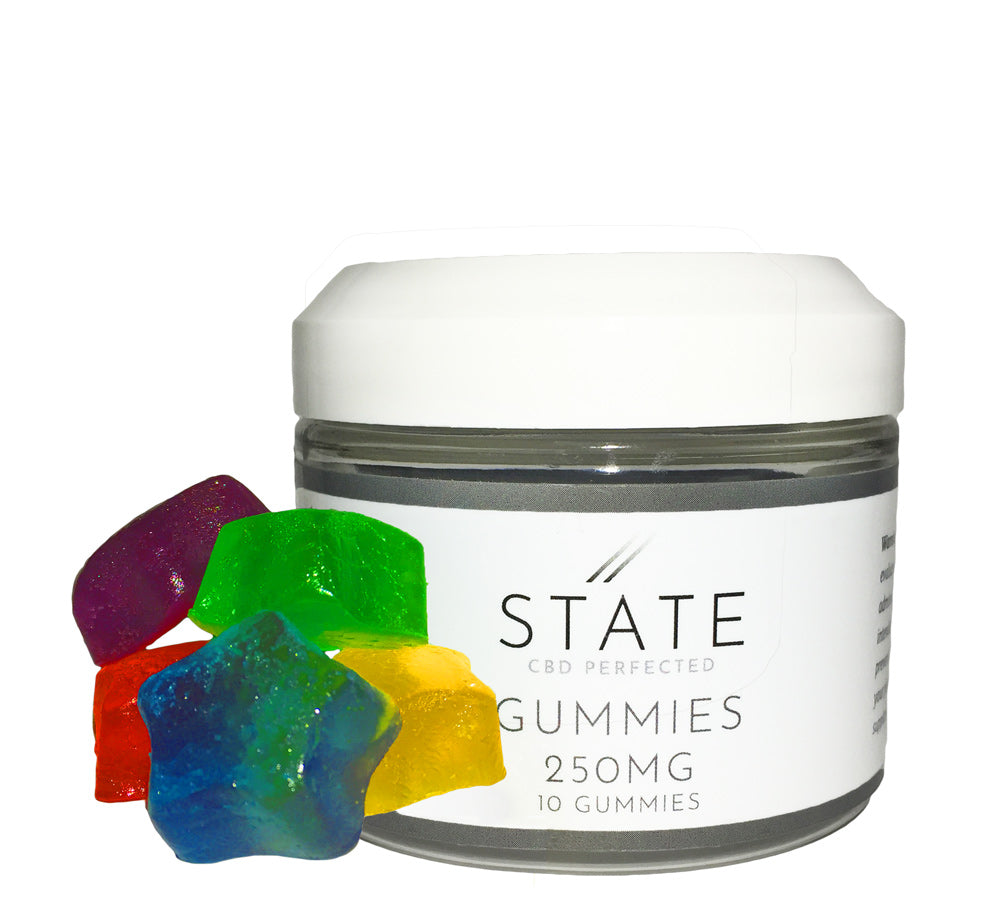 State Gummies 250Mg - Cbd Gummies