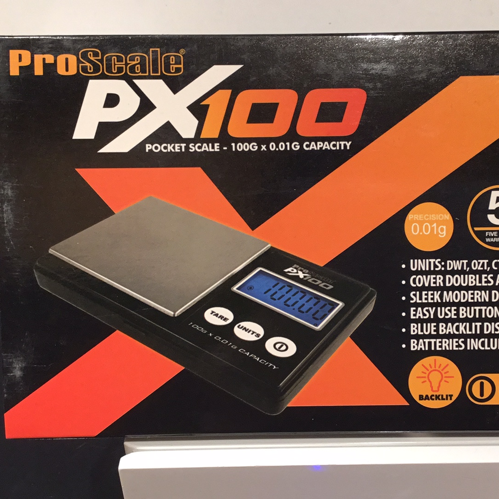 Scale - PX100