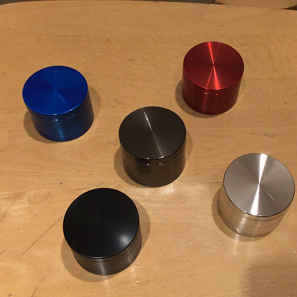 Small Colored Grinders