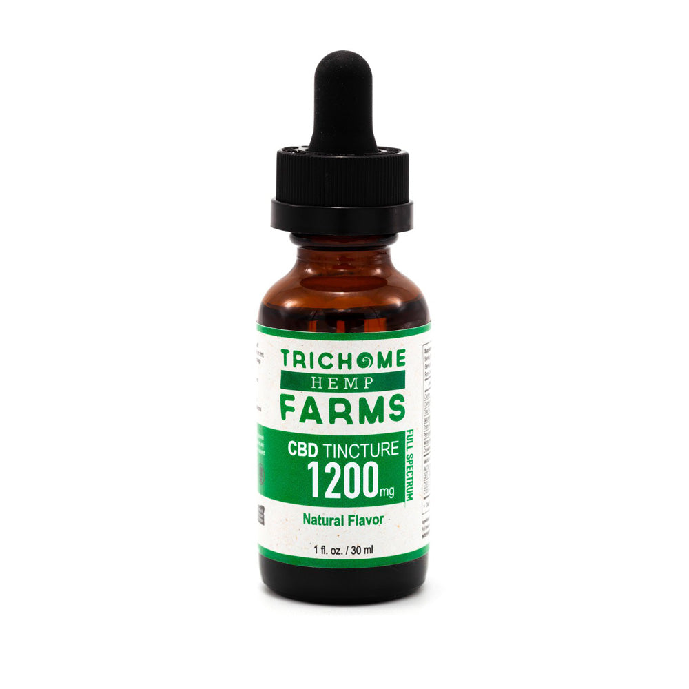 Trichome Farms 1200mg Tincture