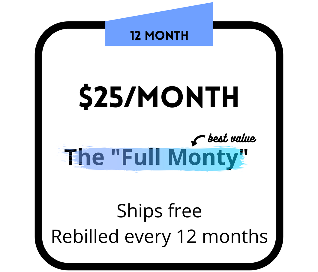 12-Month Subscription