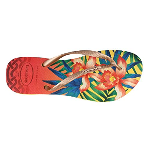 Tropical Thong Sandals