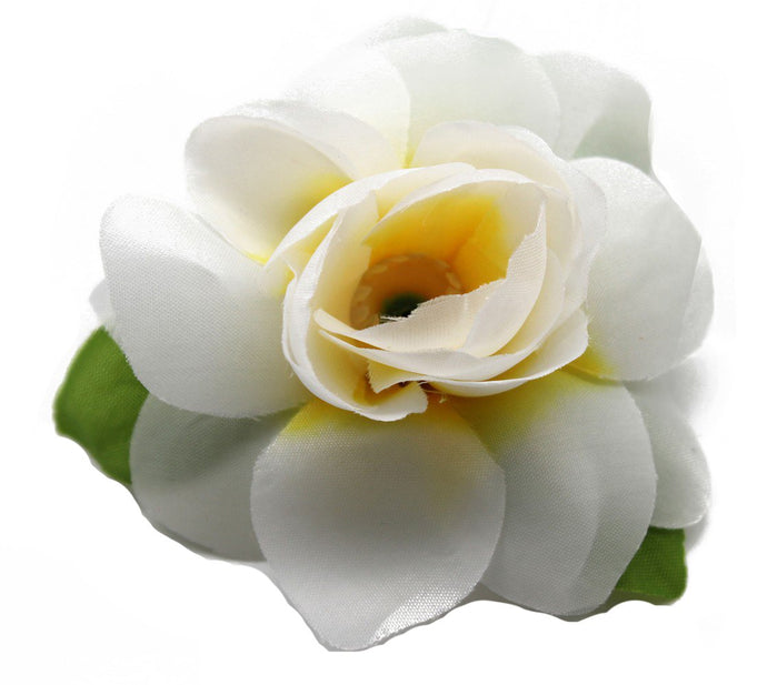 Hawaii Gardenia Hair Clip