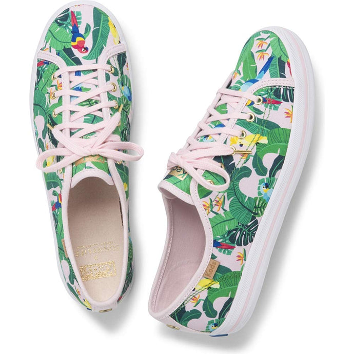 Tropical  SunnyLife Birds Print Sneakers