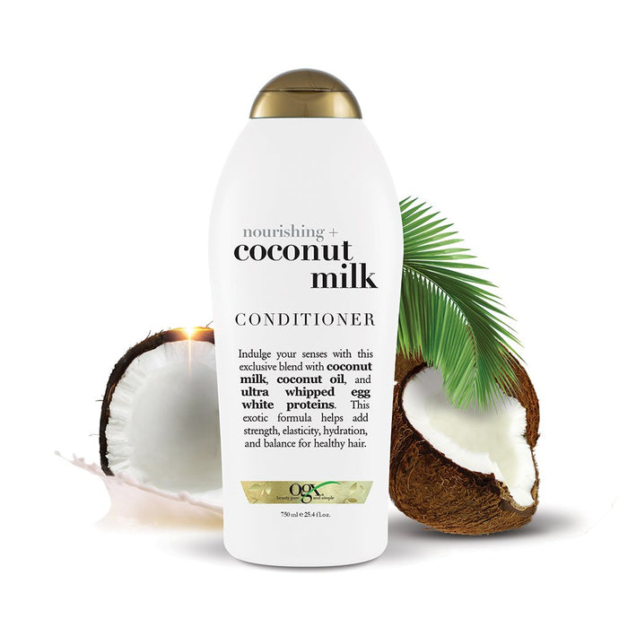 OGX Nourishing and Coconut Milk Hair Conditioner