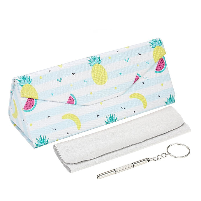 Pineapple Sunglass Case