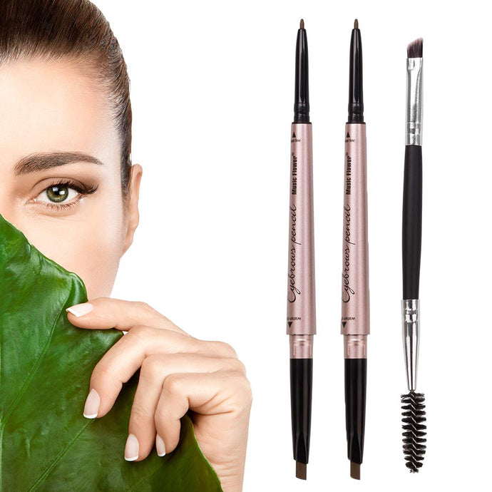 3 in 1 Eyebrow Pencil Set