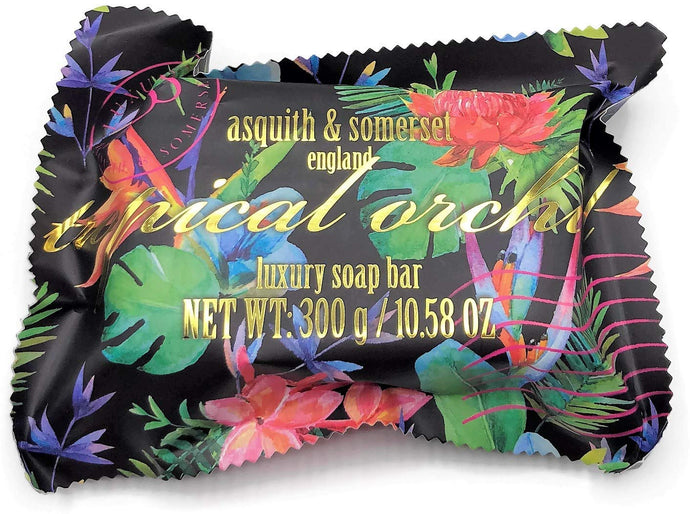 Asquith & Somerset England Tropical Orchid Luxury Soap