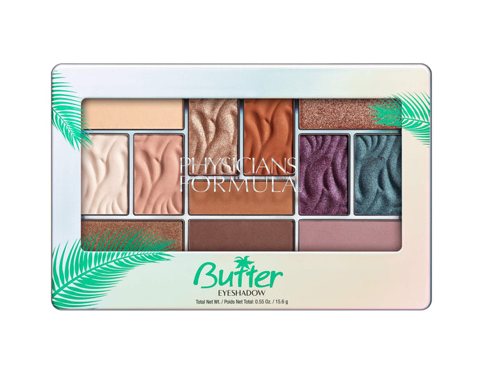 Tropical Days Butter Eyeshadow Palette