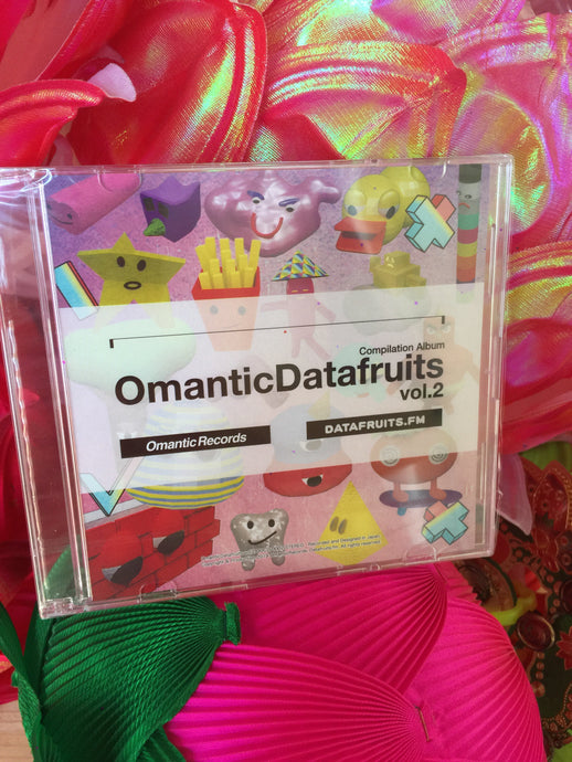 OmanticDatafruits vol. 2 CD