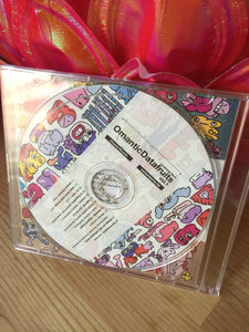 OmanticDatafruits vol. 1 CD