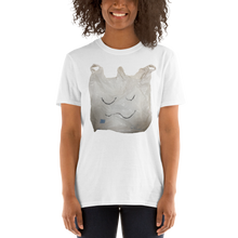 Load image into Gallery viewer, Peaceful plastic garbage bag T-Shirt