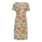 I have seen the Lily dancing in the wind