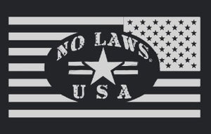 SPEED OR DIE - NO LAWS MOTORCYCLES