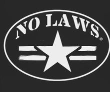 Load image into Gallery viewer, JOLLY ROGER - NO LAWS STYLE - No Laws® Brand