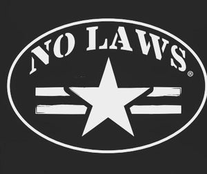 JOLLY ROGER - NO LAWS STYLE - NO LAWS MOTO