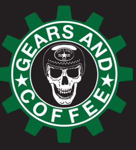GEARS AND COFFEE - No Laws® Brand