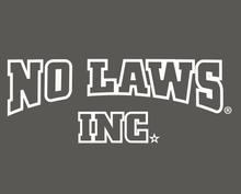 Load image into Gallery viewer, NO LAWS INC. - NO LAWS MOTORCYCLES