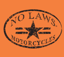 Load image into Gallery viewer, PUT DOWN THE PHONE - NO LAWS MOTORCYCLES