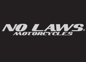 NO LAWS MOTORCYCLES - WOMAN - NO LAWS MOTORCYCLES