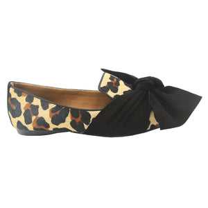 Campus - Beige Leopard Haircalf