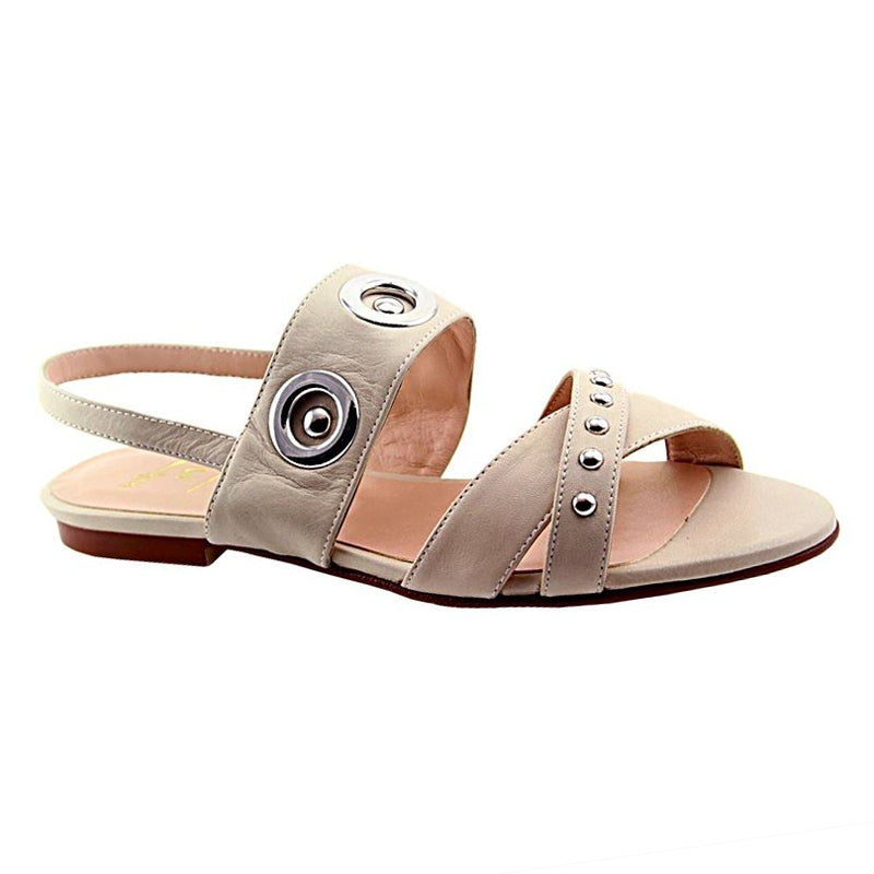 Farla - Beige Leather