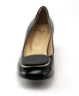Frieda - Black Patent