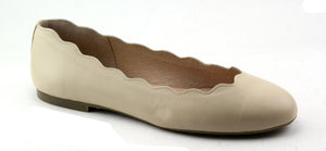 Jigsaw - Adros Beige Leather