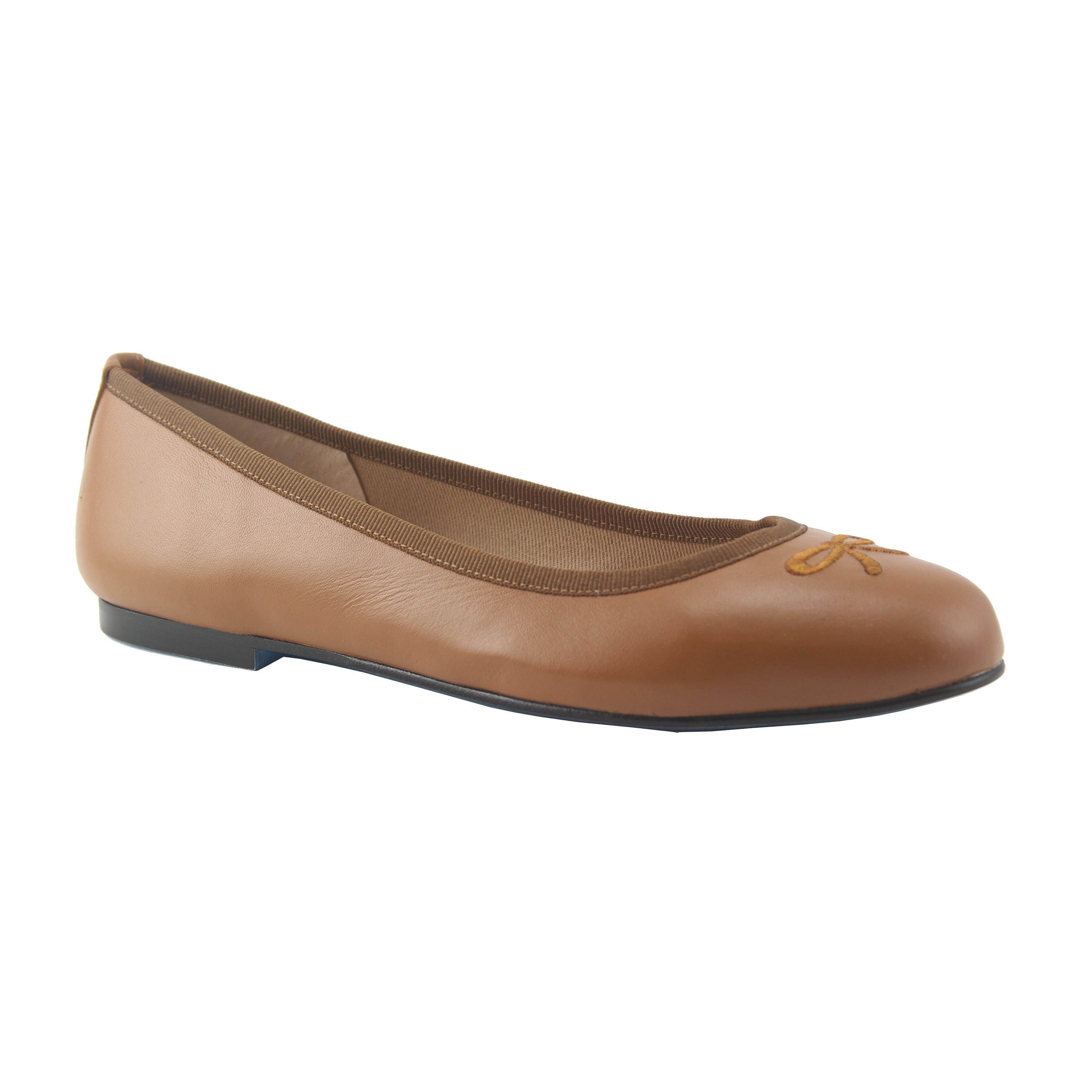 Kathy - Praline Leather