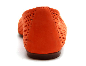 League - Orange Nubuck
