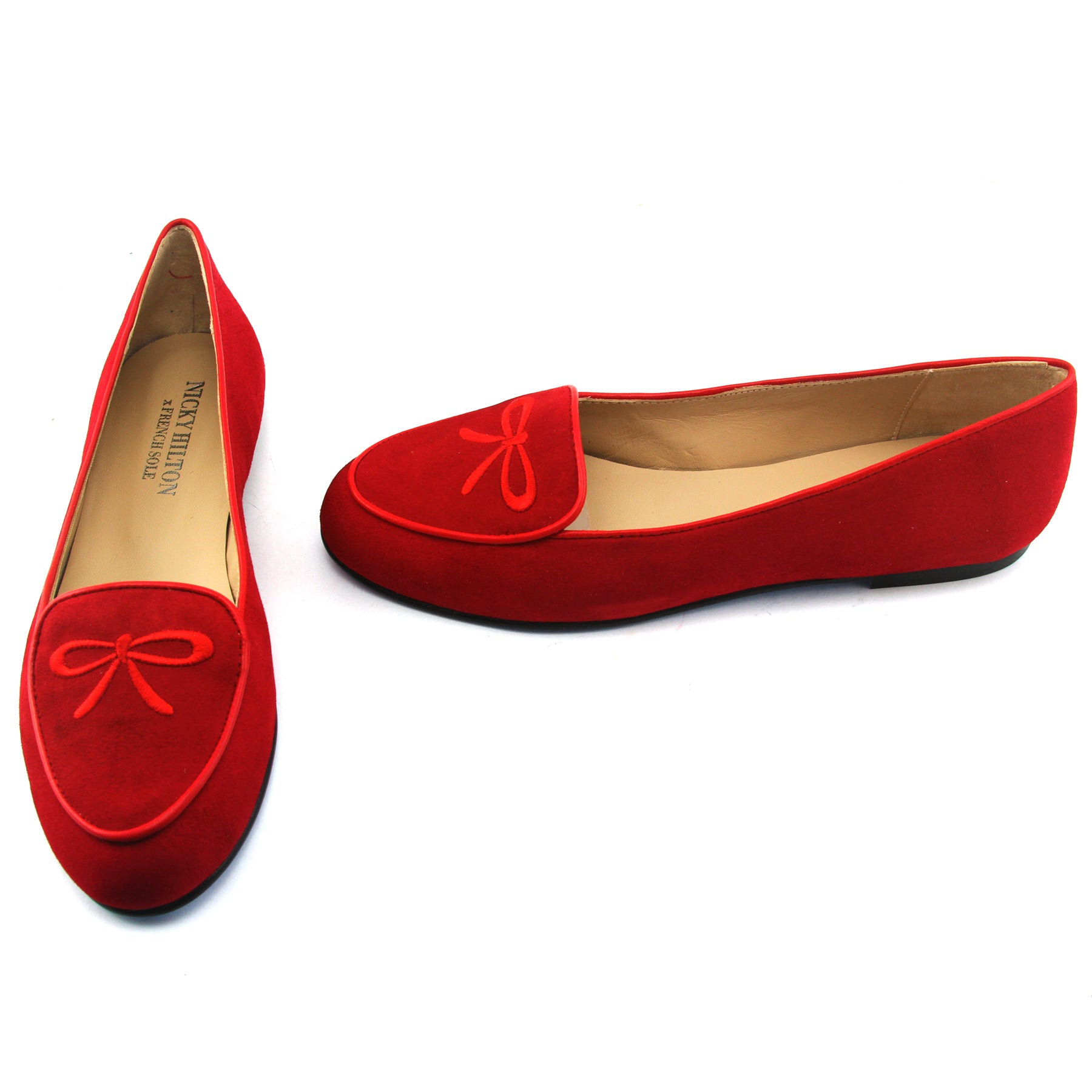 Madison - Red Suede