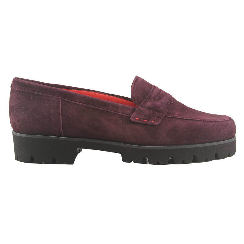 Martha - Wine Nubuck