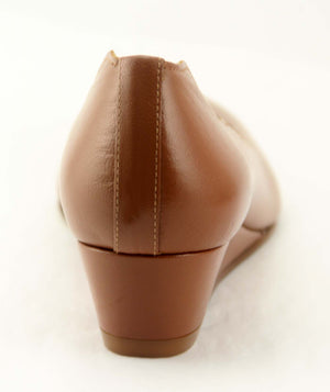 Maya - Cognac Leather