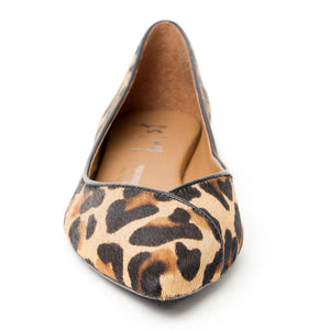 Peppy - Beige Leopard