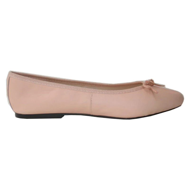 Zoe - Light Pink Leather