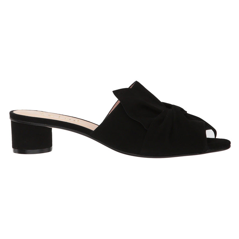 Beach - Black Suede