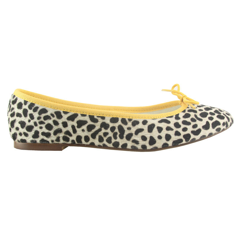 Colette - Leopard/Yellow