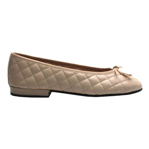 Helium - Beige Leather