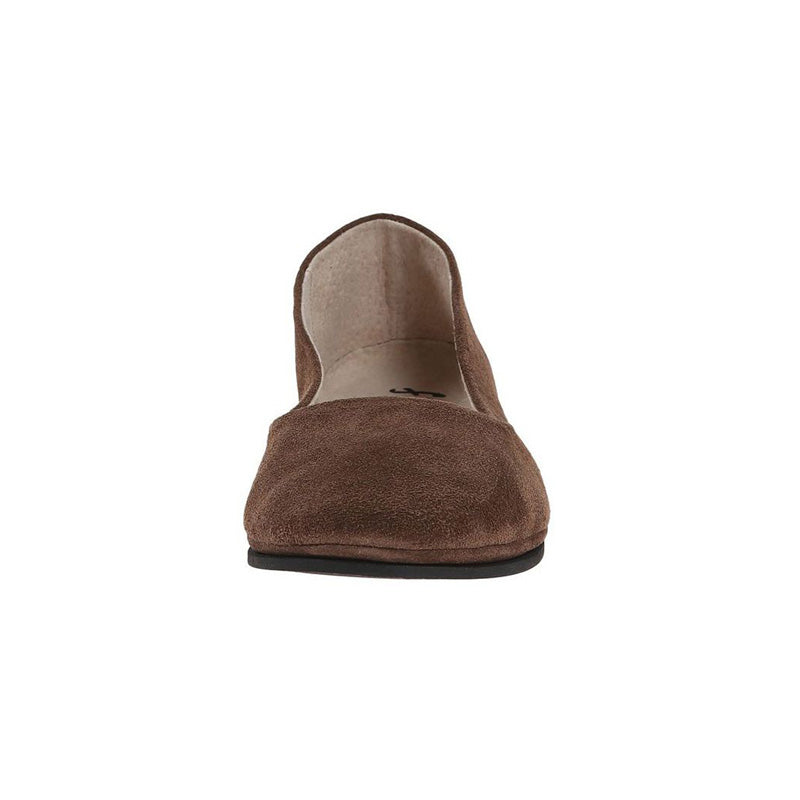 Sloop - Brown Suede
