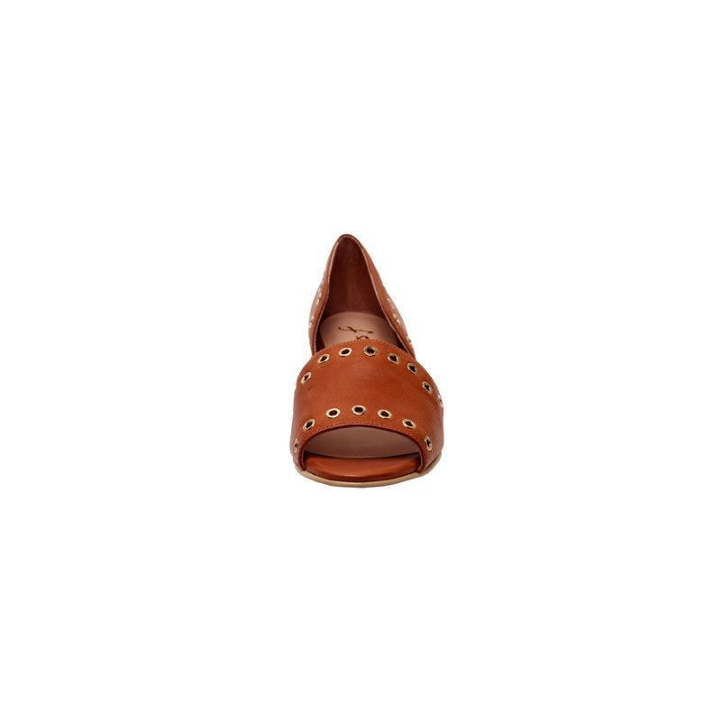 Whistle - Cognac Leather