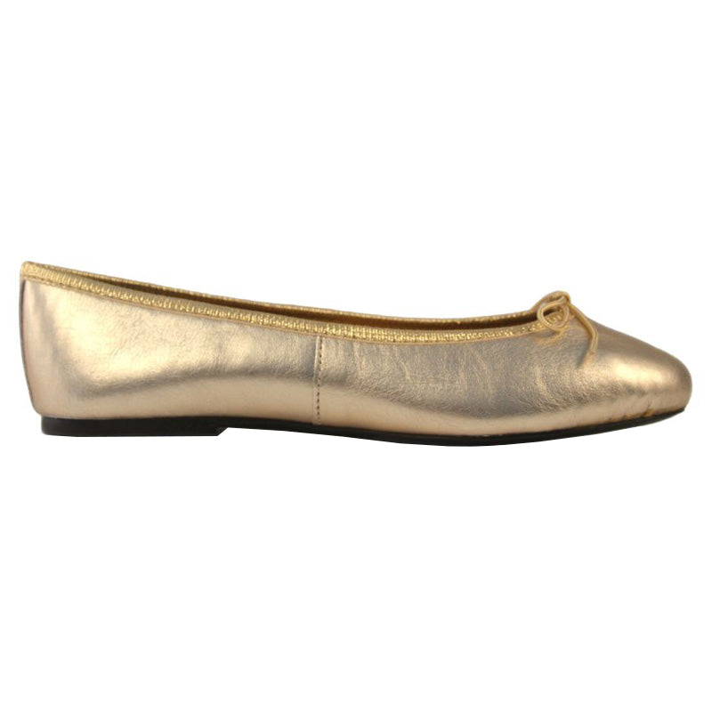 Zoe - Gold Metallic