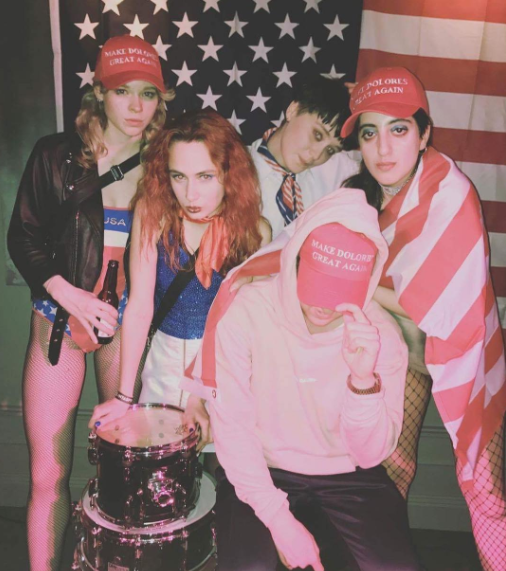 Make Dolores Great Again - Dolores Haze Cap